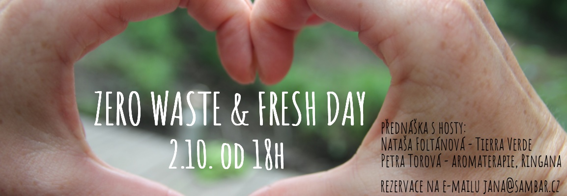 Zero Waste and Fresh Day