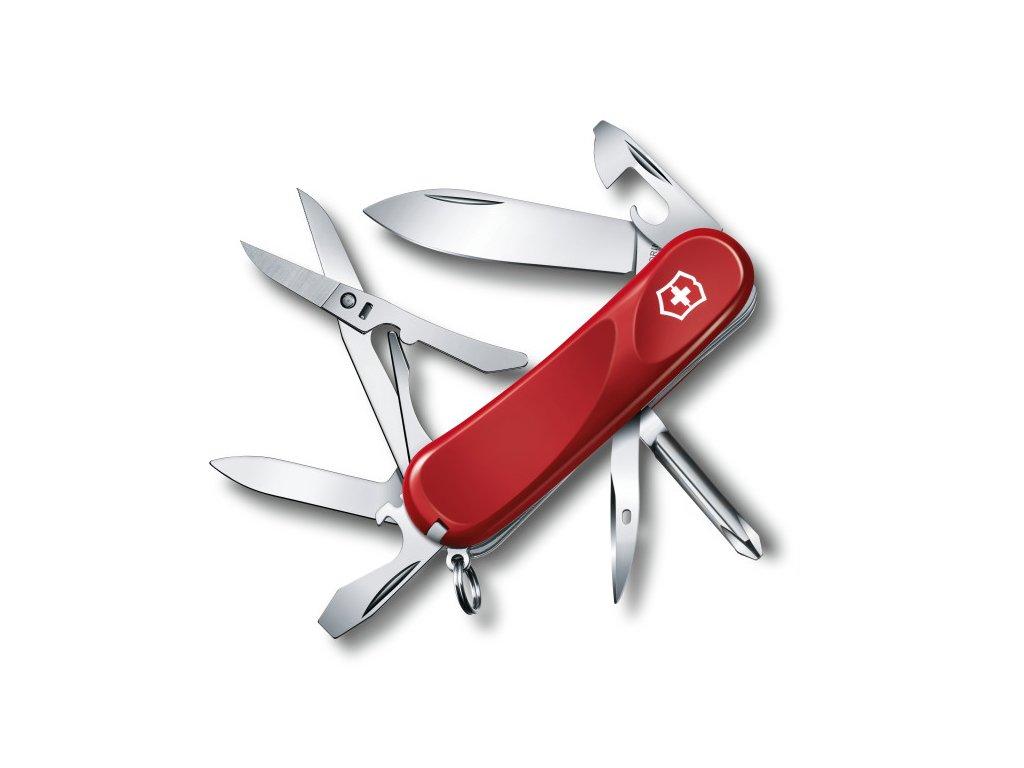 Multifunkční nože