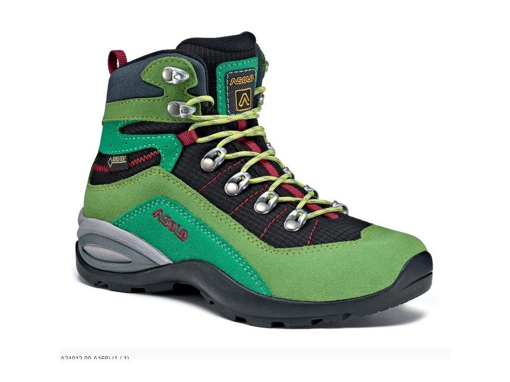 ASOLO Enforce GV - dětské nepromokavé boty - SAMBARSPORT 1ee143e328