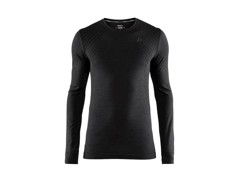 bf30798c61f CRAFT Triko Fuseknit Comfort LS 1906600 - pánské triko dlouhý rukáv -  SAMBARSPORT
