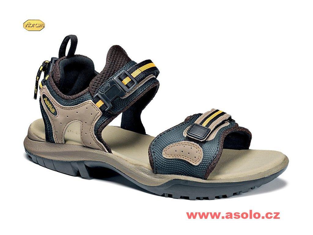 11c7efbe399f ASOLO Scrambler - trekové sandále - SAMBARSPORT