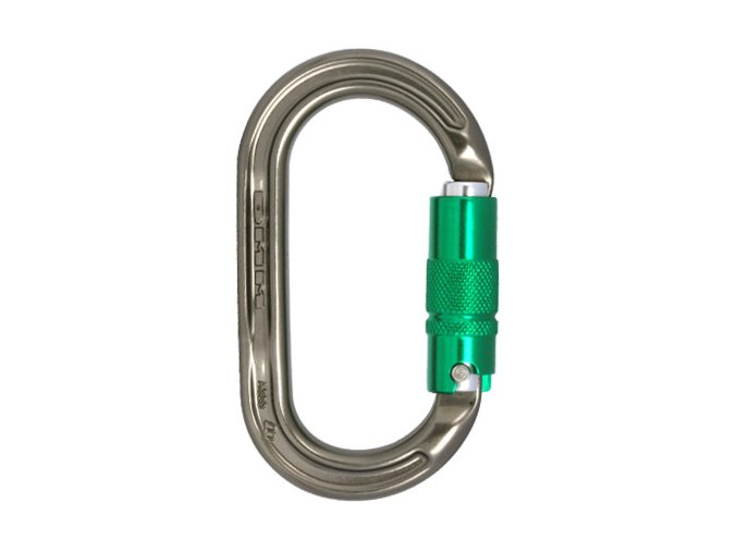 DMM Oval keylock SL A327 - karabina