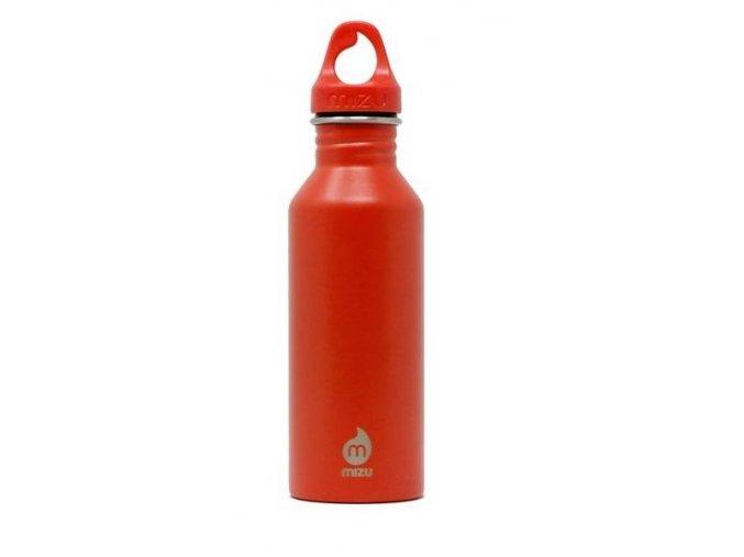 Mizu lahev červená