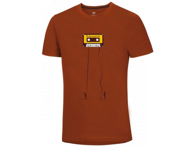 OCUN Classic T Retro Tape - Pánské tričko