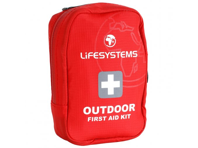Lyfesystems Outdoor First Aid Kit - Lékárna