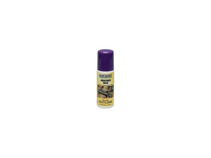 NIKWAX Aqueous Wax bezbarvý - impregnace
