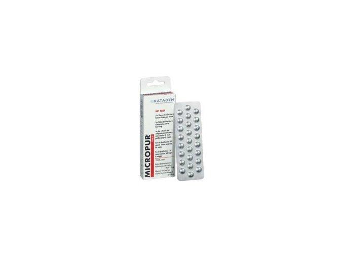 KATADYN MICROPUR Forte MF 1T - 100 tablet