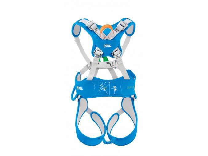 PETZL Ouistiti C68 - horolezecký úvazek dětský
