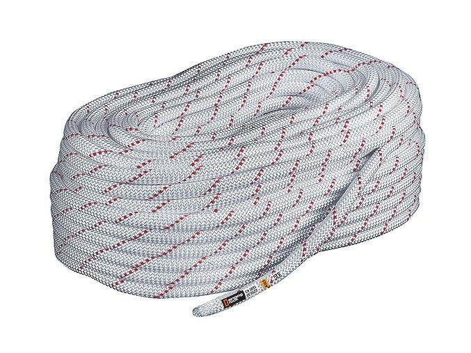 SINGING ROCK Speleo R44 10,5mm bílé - L0440WR - statické lano