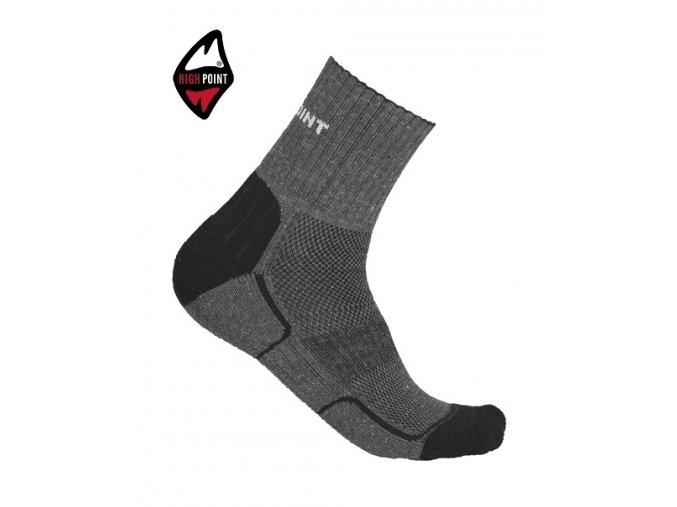 HIGH POINT Step - ponožky