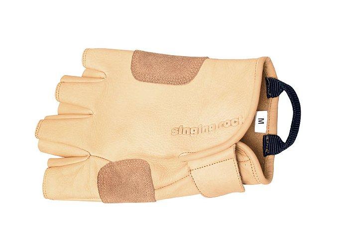 SINGING ROCK Gloves Grippy 3/4 - C0006HH