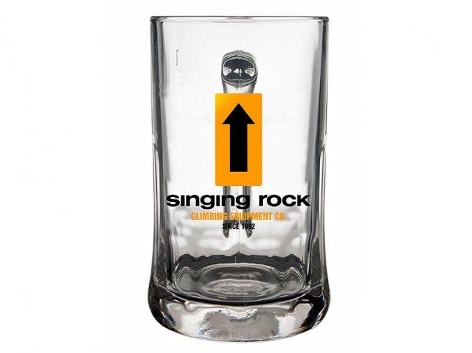 SINGING ROCK Pitcher - půllitr - P0010X050