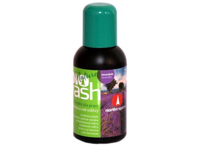 BIO WASH Prací gel z mýdlových ořechů - Levandule