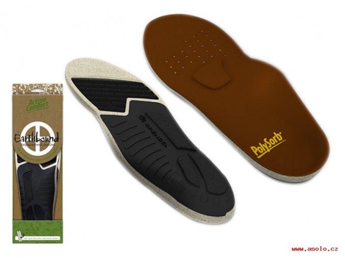 SPENCO Earthbound - vložky do obuvi