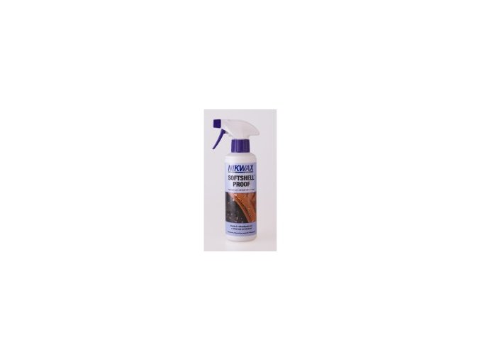 NIKWAX Softshell Proof 300ml spray - impregnace
