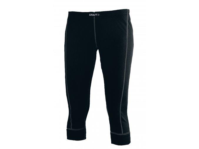 CRAFT Be Active spodky pod kolena dámské - 193228 - S, černá