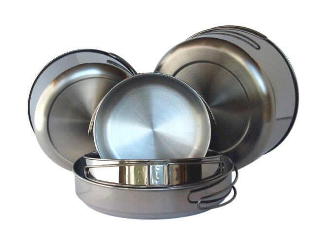 VAR Everest - nádobí