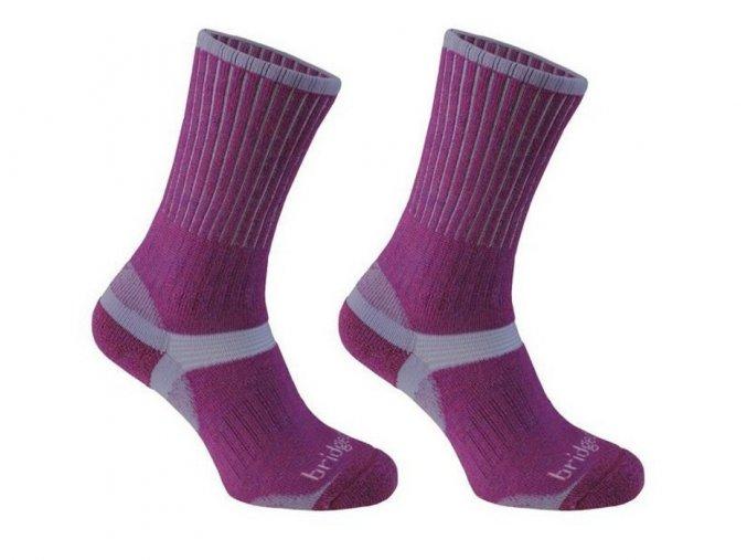 BRIDGEDALE Merino Hiker dámské - ponožky