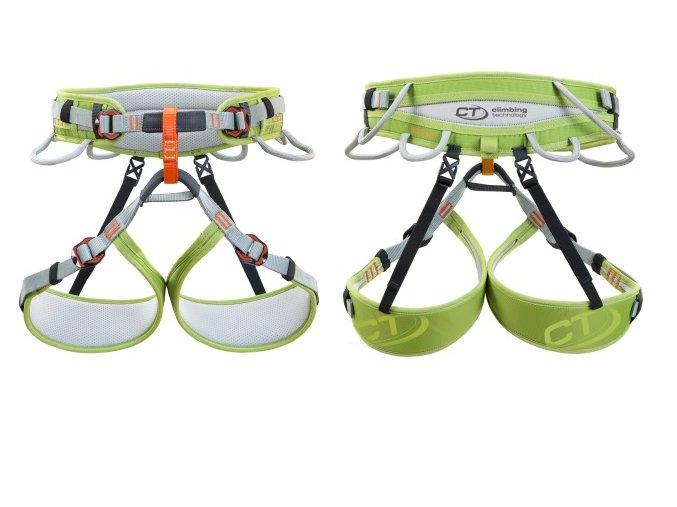 CLIMBING TECHNOLOGY Ascent - sedací úvazek