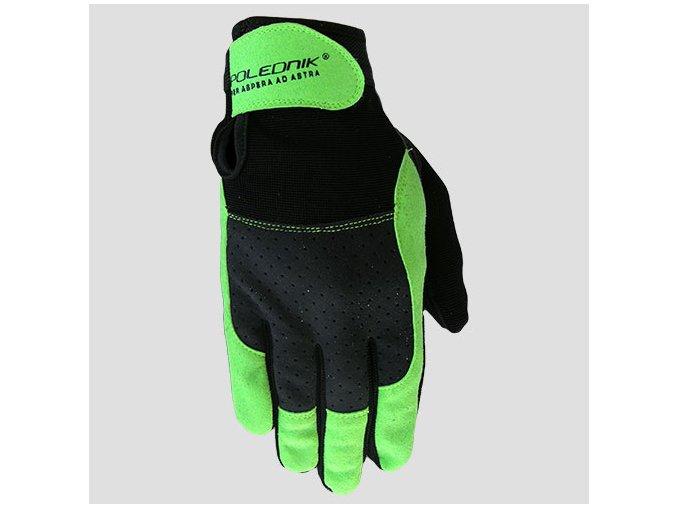POLEDNIK Ferratové rukavice