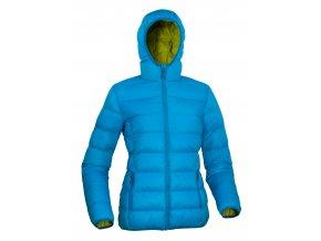 WARMPEACE Tacoma Lady - dámská péřová bunda