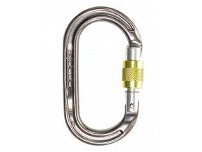 DMM Oval keylock SG A322 - karabina