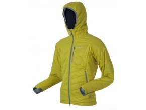 Spike hooded man lime