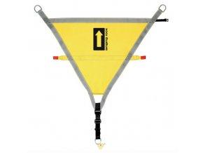evakuační trojuhelnik