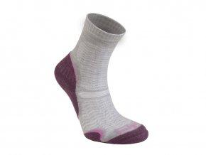 BRIDGEDALE Hike UL T2 MP Crew Women's - Dámské ponožky