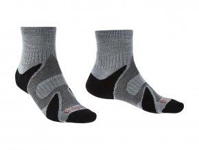 BRIDGEDALE Trailsport LW MC Ankle - Ponožky