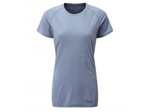 SAMBAR Womens Forge SS Tee Thistle