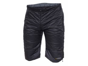 Rond shorts black dark grey