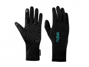 Rab Power Stretch Contact Grip Glove Women's- Rukavice