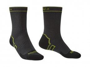 BRIDGEDALE Storm Sock LW Boot - voděodolné ponožly