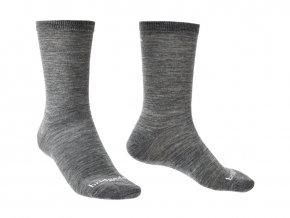 BRIDGEDALE Liner Thermal Liner Boot 2 páry - ponožky