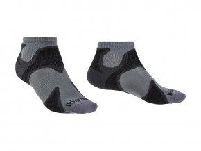 BRIDGEDALE Trailsport UL T2 MC Ankle - Ponožky