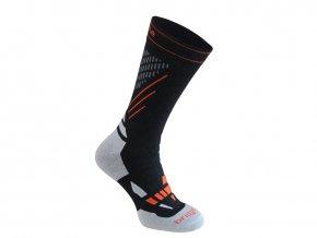 BRIDGEDALE XC Race - ponožky