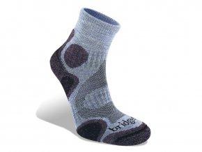 BRIDGEDALE CoolFusion Trail Diva - Dámské ponožky