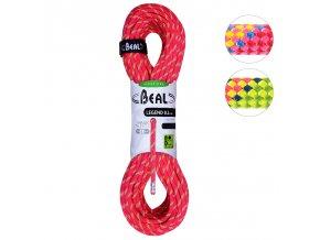 Beal Legend 8,3mm - Poloviční dynamické lano