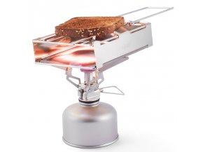 GSI Outdoors Glacier Stainless Toaster - Toustovač