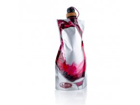 GSI Outdoors Soft Sided Wine Carafe 750ml - Karafa na červené víno