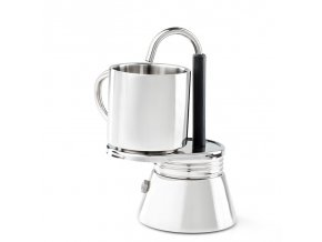 GSI Outdoors Stainless Mini Espresso 1 cup - Minipresovač