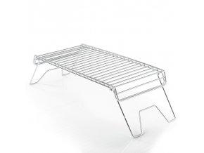 GSI Outdoors Folding Campfire Grill - Skládací grilovací rošt