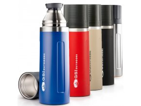 GSI Outdoors Glacier Stainless Vacuum Bottle - Termoska 1l