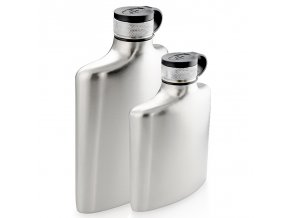 GSI Outdoors Glacier Stainless Hip Flask - Placatka