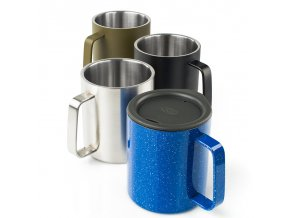 GSI Outdoors Glacier Stainless Camp Cup - Hrnek