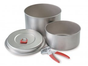 MSR Titan 2-Pot Set - Set nádobí
