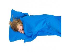 Lifeventure Cotton Sleeping Bag Liner - Vložka do spacáku