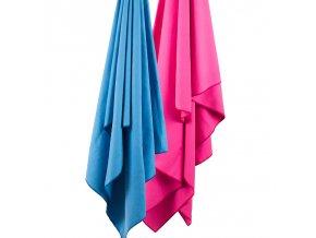 Lifeventure SoftFibre Trek Towel Advance - Rychleschnoucí ručník s antibakteriální úpravou