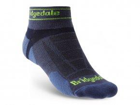 BRIDGEDALE Trail Run UL T2 MS Low - Pánské běžecké ponožky